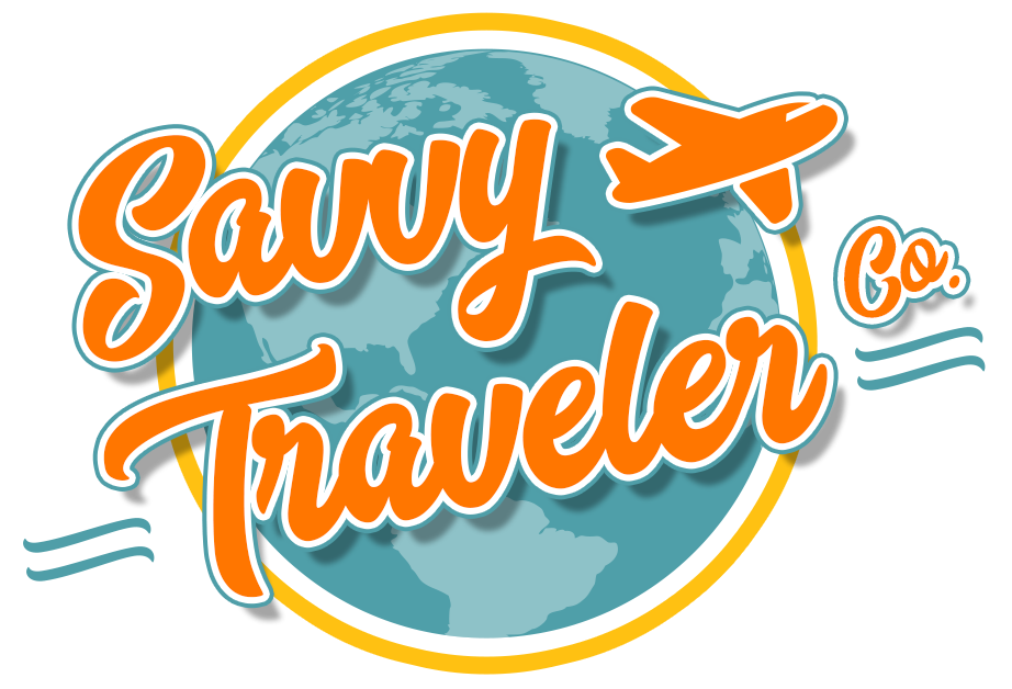 Savvy Traveler Co. logo