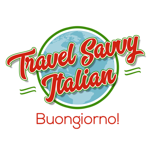 Travel Savvy Italian logo