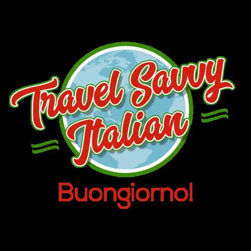 Travel Savvy Italian logo
